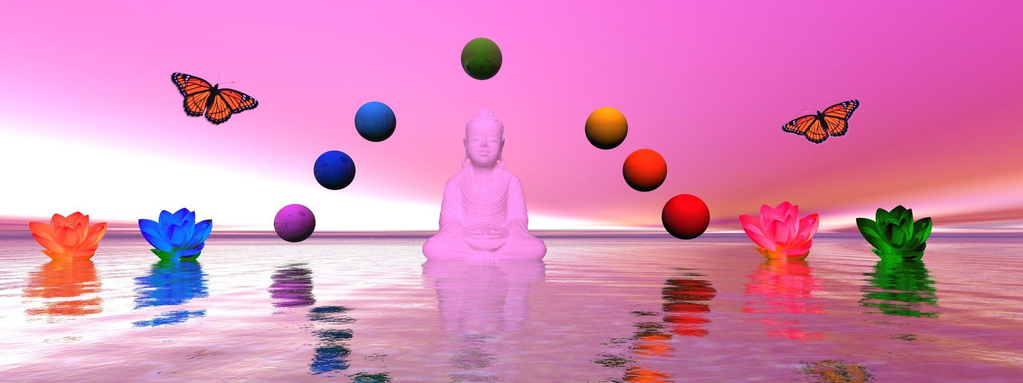 Calm and Balance