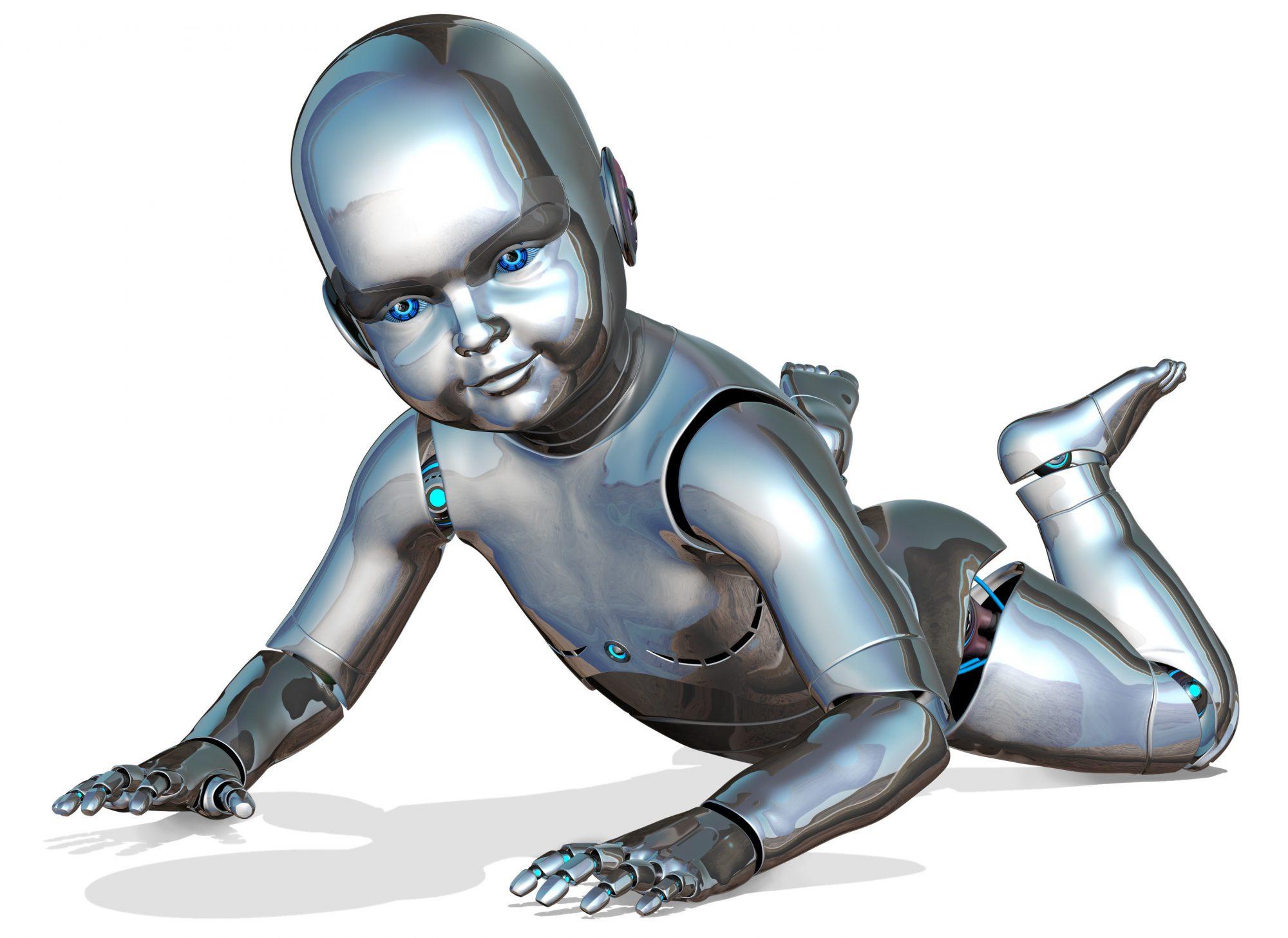Cyborg Infancy