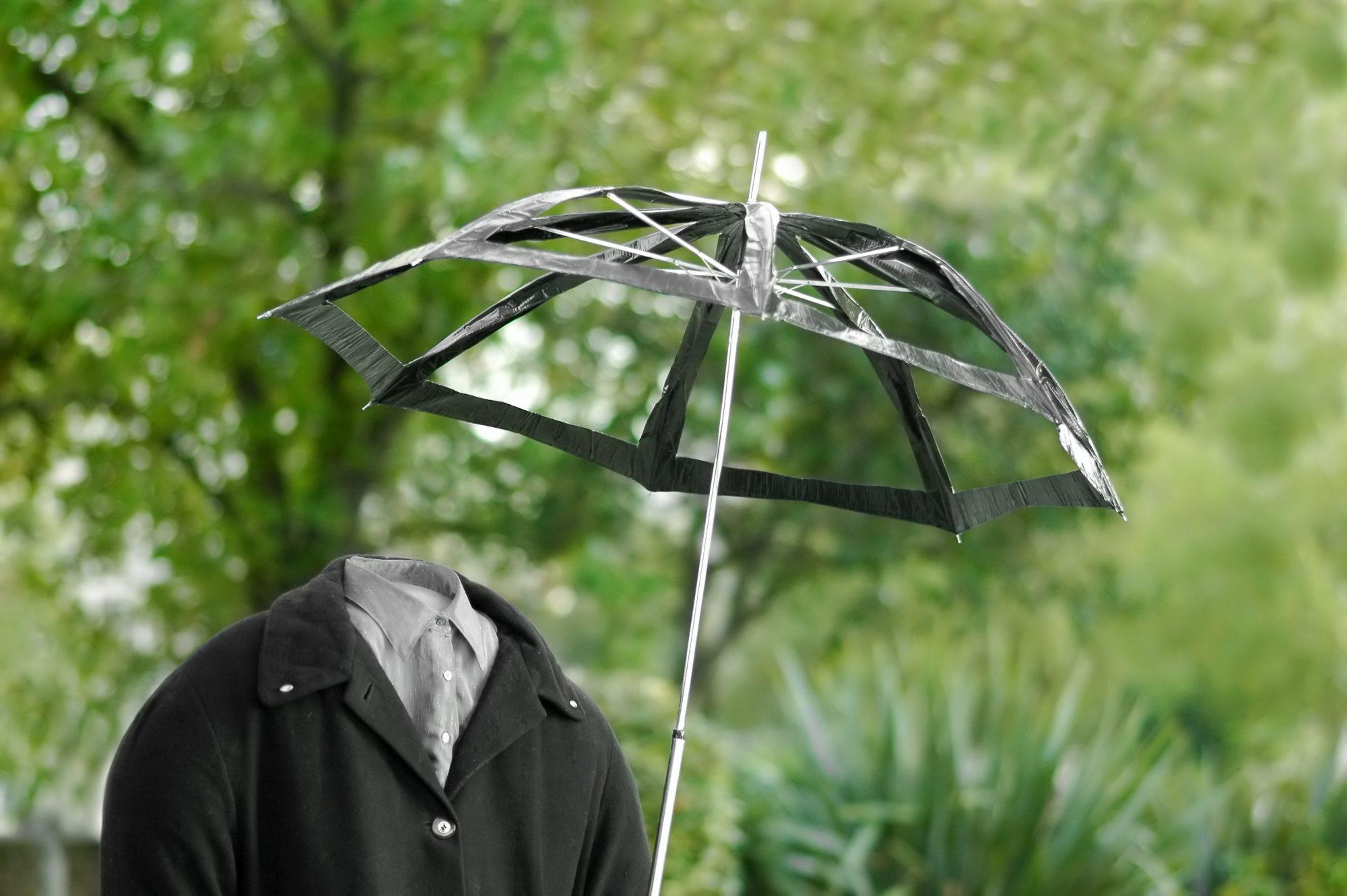 Invisible Walk In The Rain