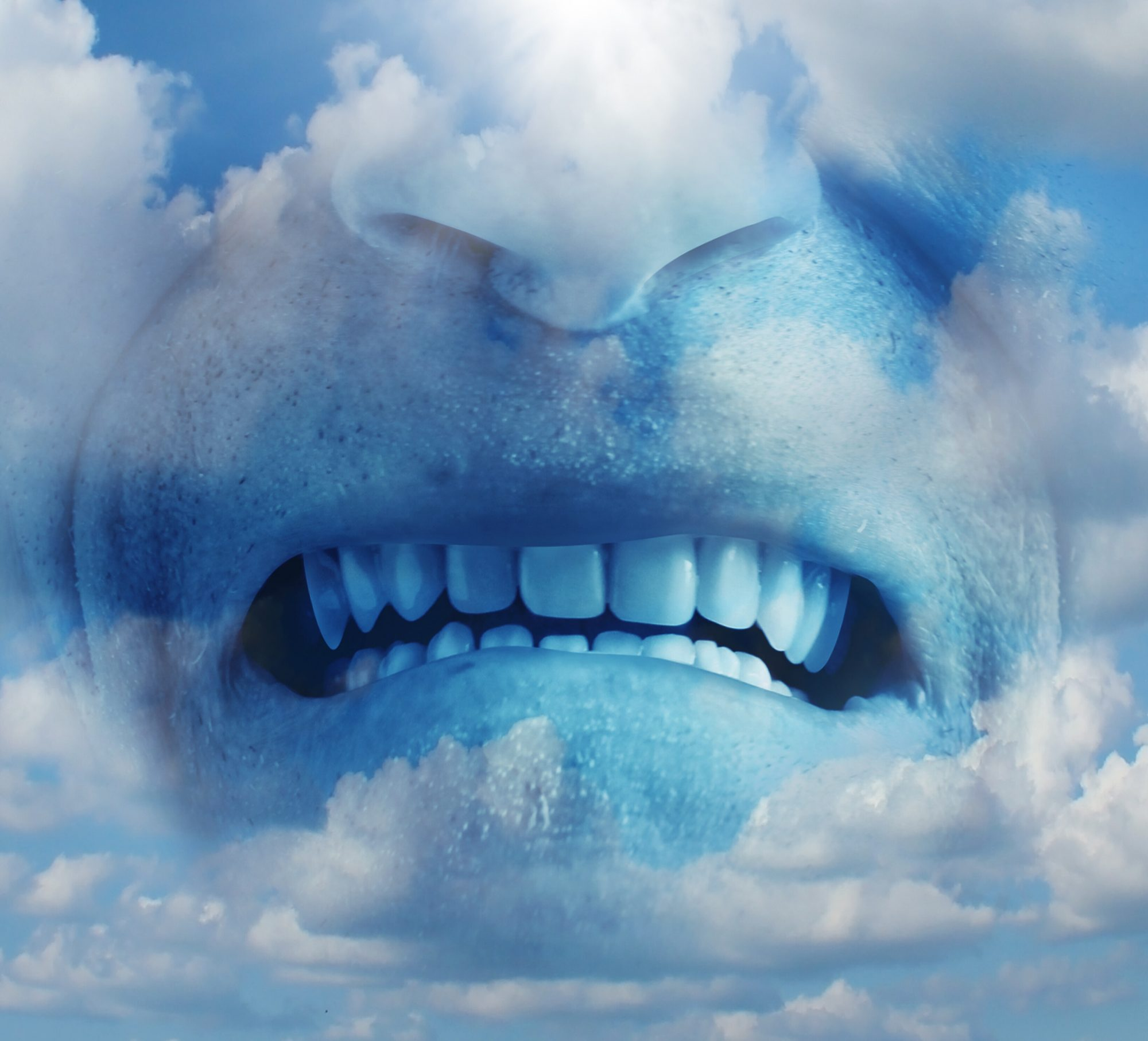 Anger of the Sky