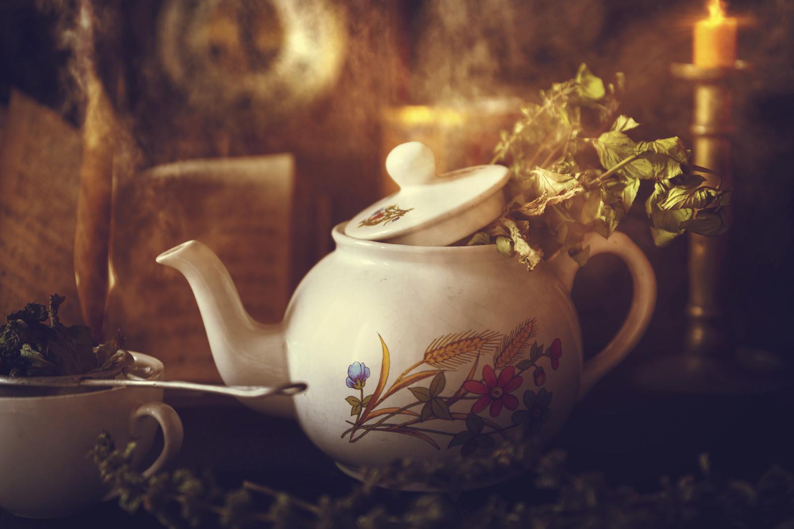 Tea Time's End